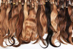 Extensions Methoden - Haarbündel