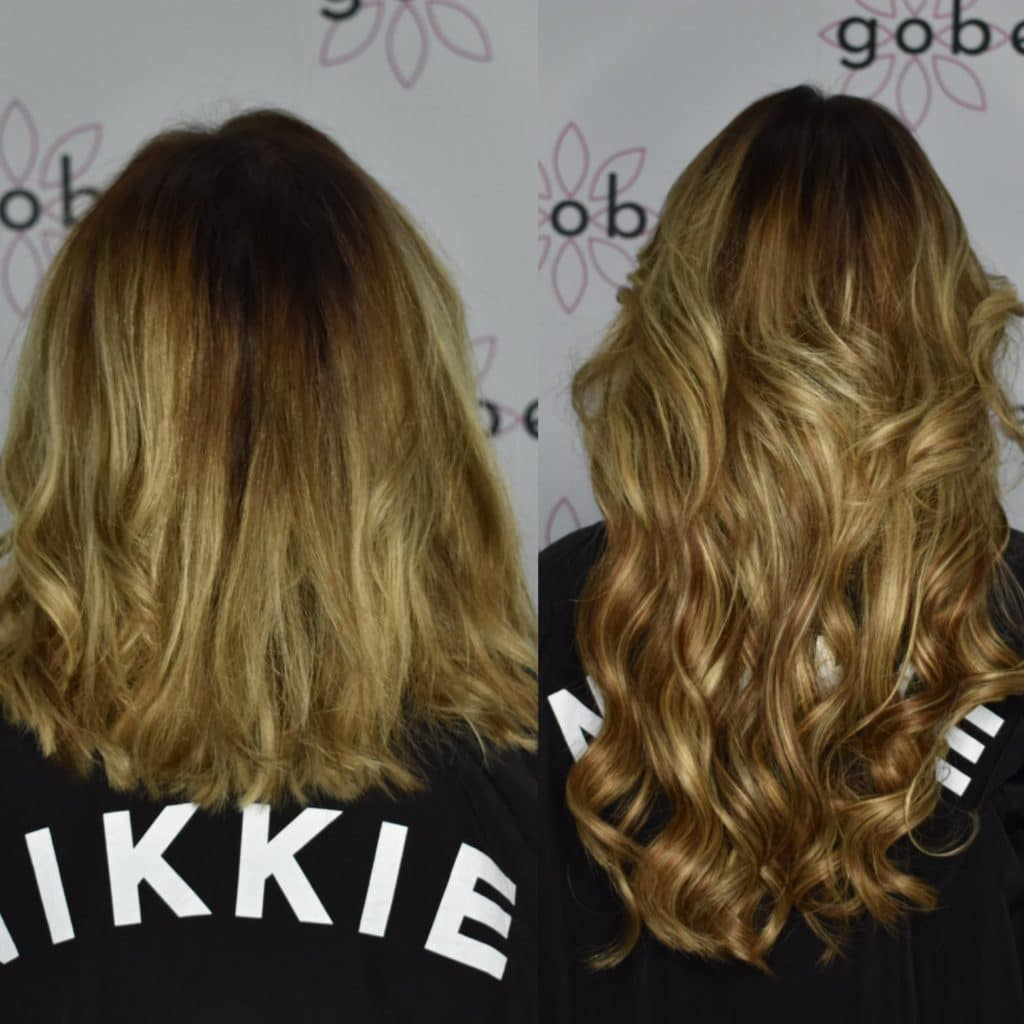 Extension Methode - Tape Extensions by gobella